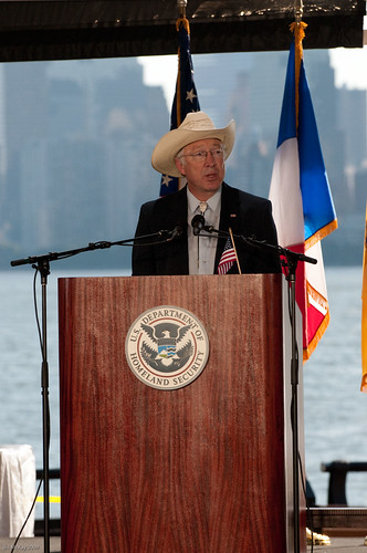 Secretary of the Interior, Ken Salazar | by macten