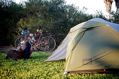 Our Camp Site | by Gary Rides Bikes