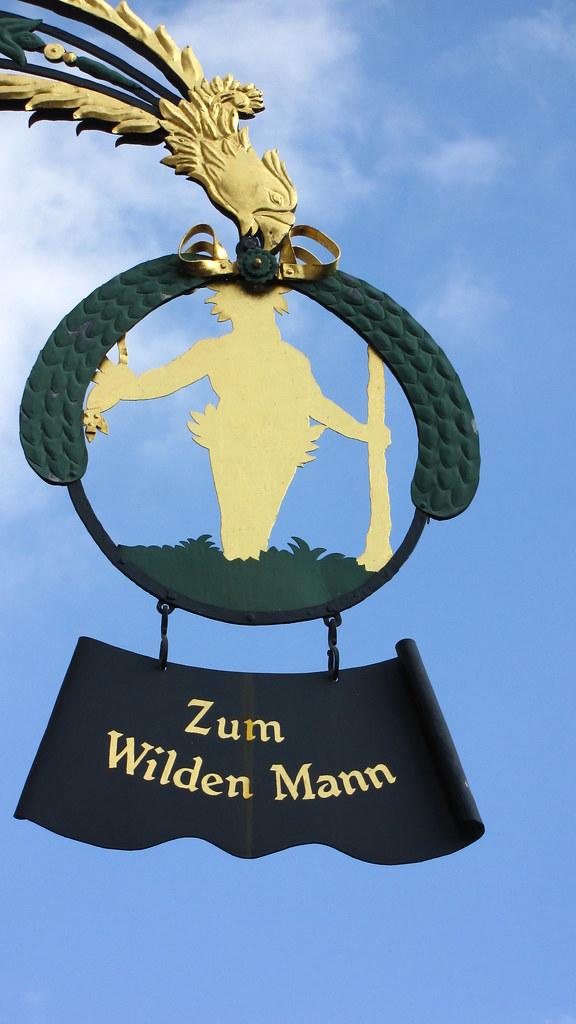 Len Esslingen esslingen pub zum wilden mann eagle1effi flickr