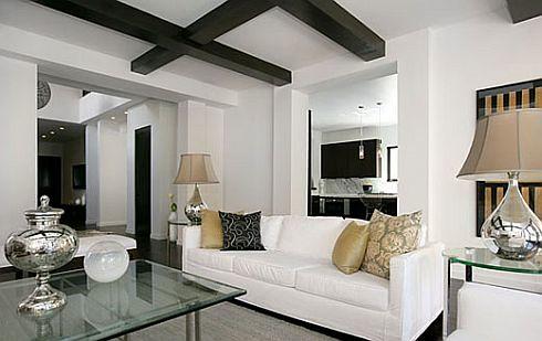 black and white home interior by masminto354 - White Home Interior
