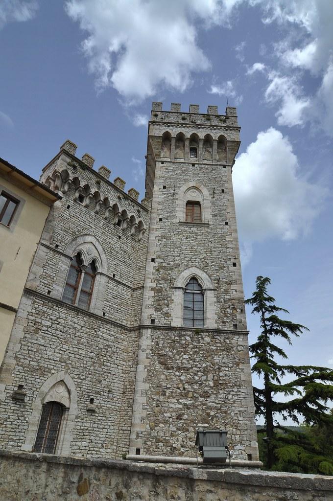 Castello Fighine di San Casciano dei Bagni | Nati e Nicholas Fantini ...