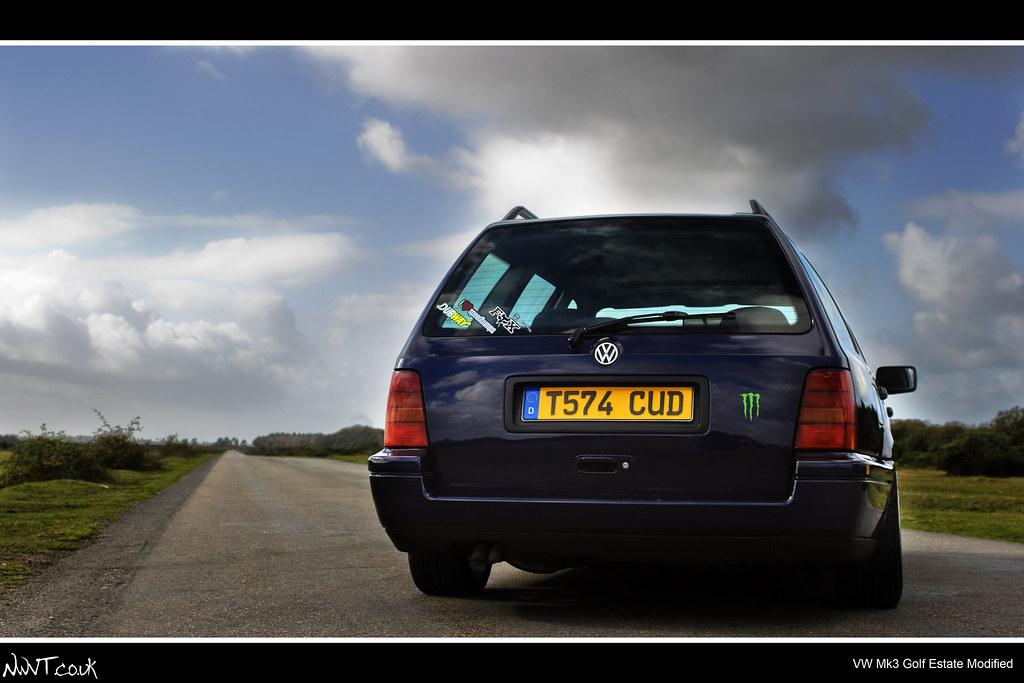 Volkswagen Golf Mk 3 Estate Photo Shoot Flickr