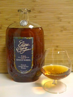 opened the elija craig 18 year old bourbon | by chris.corwin