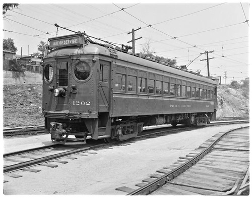 PE No. 1262 - Macy Yard MTA_1007 | by Metro Transportation Library and Archive