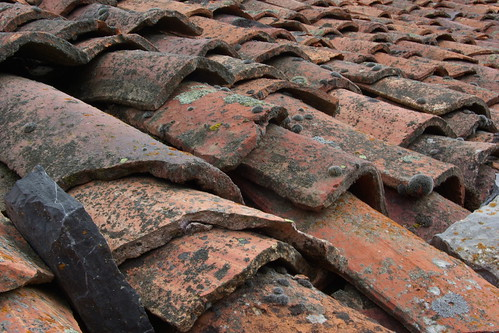 Roof Tiles - Picos de Europa | by The Hungry Cyclist