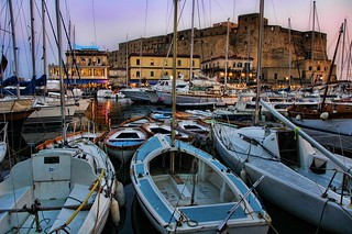 Stopping in the Bay of Naples for Dinner | by Stuck in Customs