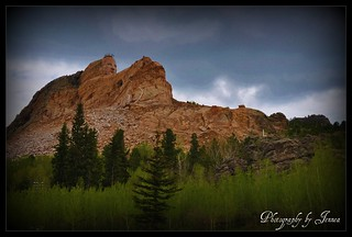 Storm Over Crazy Horse | by jennea denner