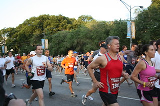 Faces from the race - Rock and Roll Half Marathon in Chicago | by NVitkus