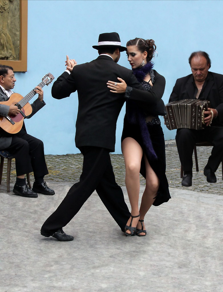 Libertango in Buenos Aires - Argentina  | Best to be viewed