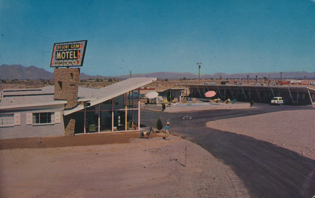 Desert Gem Motel - Gila Bend, Arizona