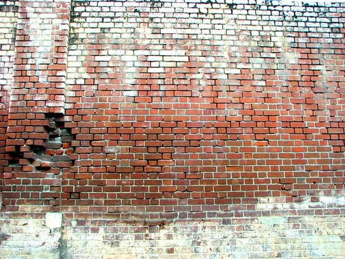 kingston brick wall | by nicholaslaughlin