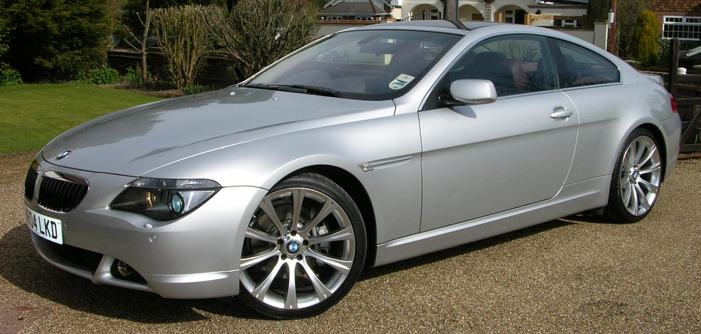 2004 BMW 645Ci Sport   The Car Spy   Flickr
