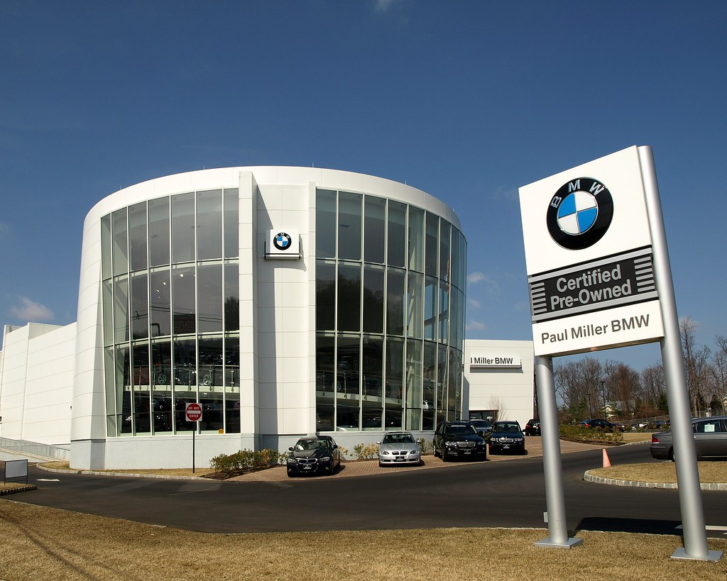 Paul Miller BMW Wayne New Jersey  1515 Route 23 South Wa  Flickr