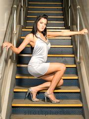 Warehouse Stairs | By Kimberley Erin ...