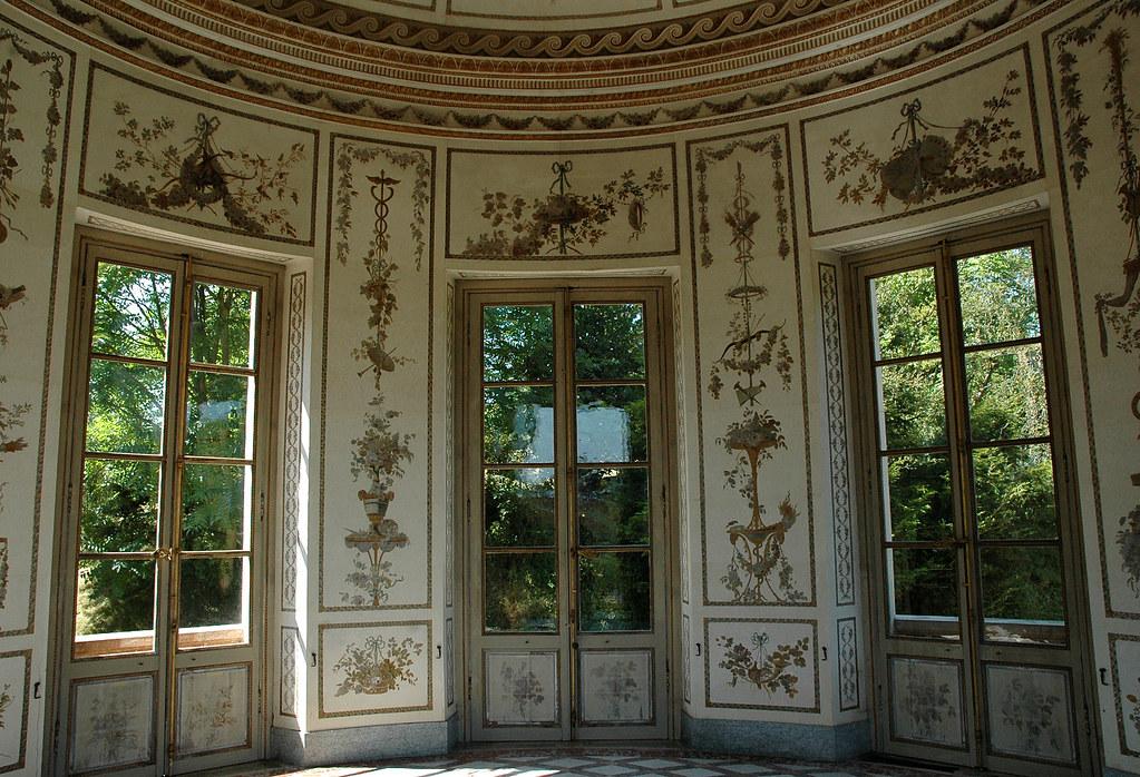 072.07.06 Versailles Petit Trianon le belvédère intérieur | Flickr