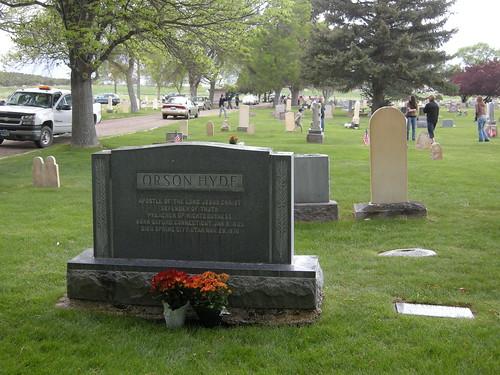 Spring City Utah Cemetery