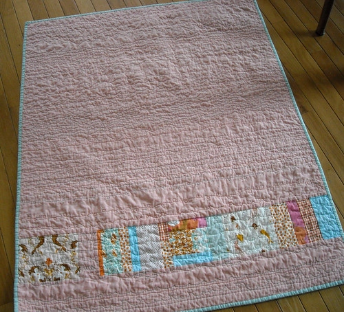 L quilt back shrunk | by vickivictoria