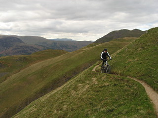 "fantastic bit of ""cheeky trail"" connecting high street with boredale hause 