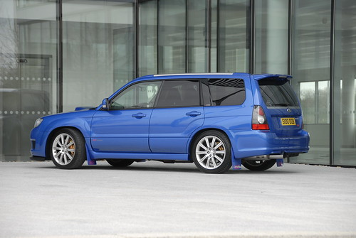 Subaru Forester STI - 15 | by Roadsternumber6