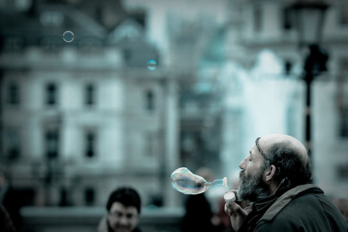 mr bubbles | by flamed