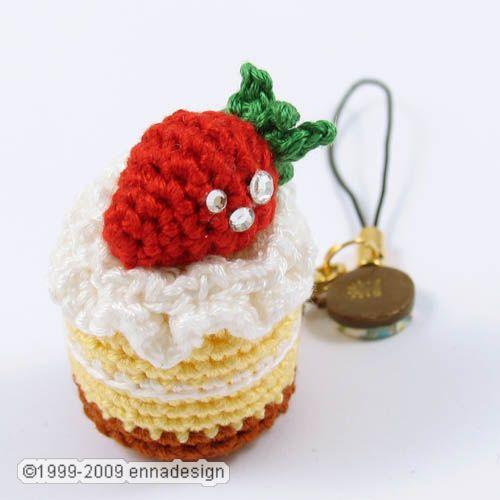 Mini Amigurumi Blog : Miniature Amigurumi/Crochet Strawberry Shortcake ST-7 ...