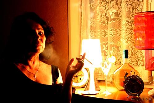 S ance femme des ann es 20 woman of the 20s calyon flickr - Femmes annees 20 ...