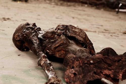 Charred Body at Hellin...