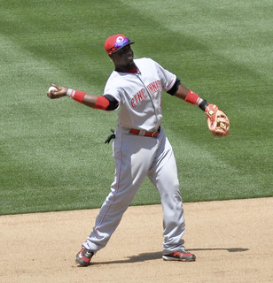 Brandon Phillips | by SD Dirk