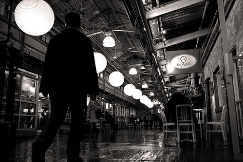 Walking at the Chelsea Market | by sayan51