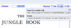 Google Book Search Embeds and links | by rustybrick