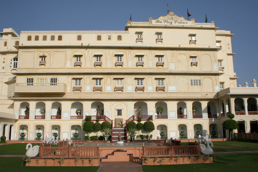 7 Top Amazing Venues For A Fairytale Destination Wedding In Jaipur