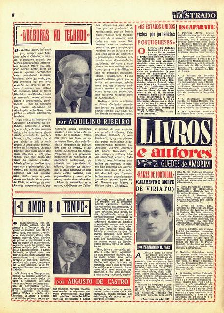 Século Ilustrado, No. 935, December 3 1955 - 7