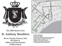 The 2009 March of the St. Anthony Ramblers | by dubtea