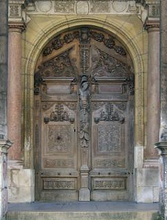 Dijon palais du parlement dijon porte du palais du parl flickr - Porte du diable dijon ...