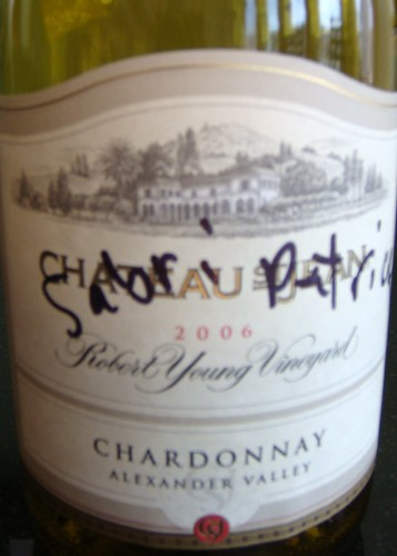 #2 - 5.17 pts. - Chardonnay - Chateau st Jean - 2006 | by flyingelvis