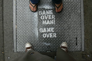Game over Man | by lleugh