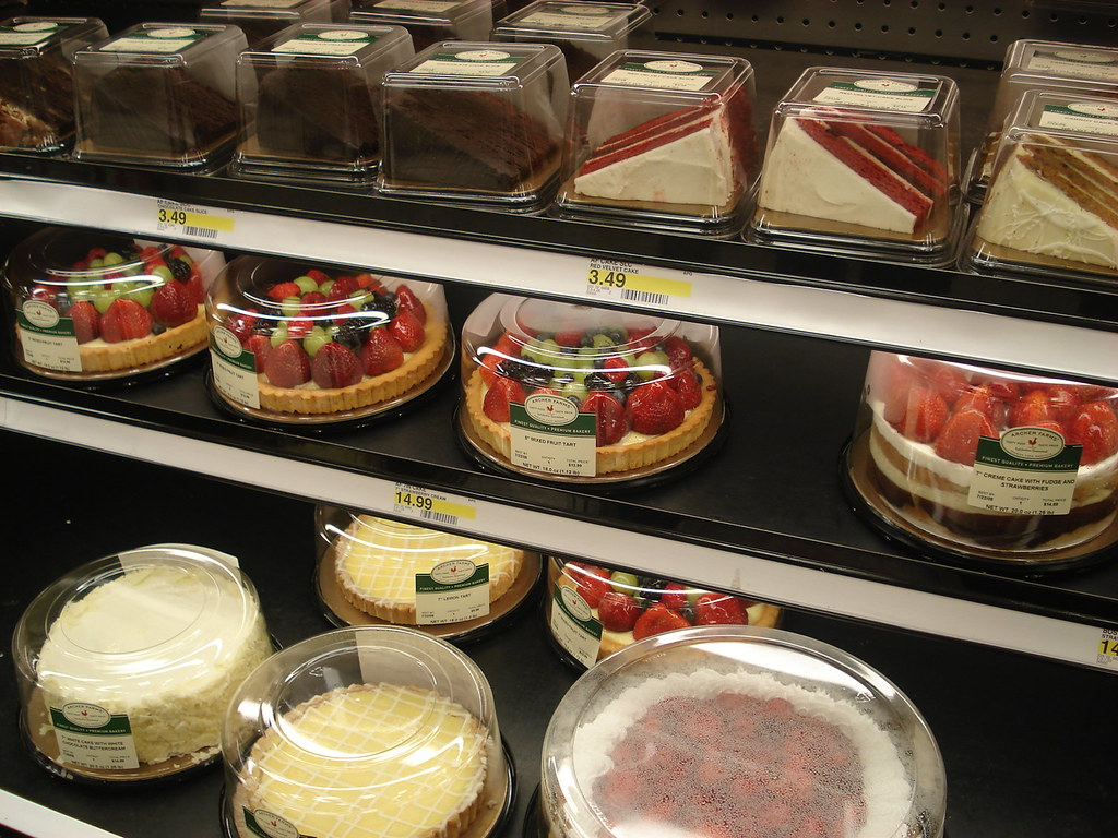 Super Target Bakery The bakery at one of the newer Super T Flickr
