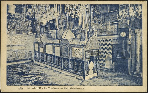 Algiers: Tomb of Sidi Abderhaman (GRI) | by Getty Research Institute