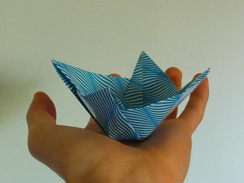Zhoubi Bowl, by Philip Chapman-Bell | by Origami Weekly