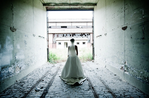 309 | walking down the aisle | by Matilde B.