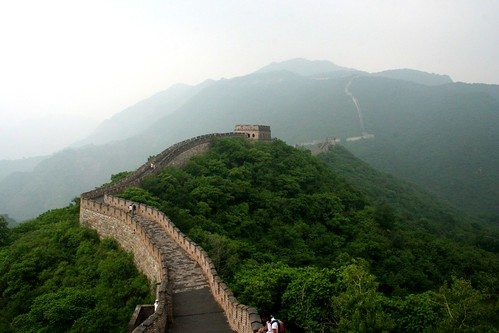 Great Wall of China | by firepile