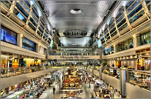 Dubai International Airport | by azrEYEn