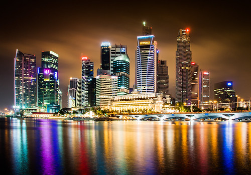Reflections of Singapore | by Jim Boud