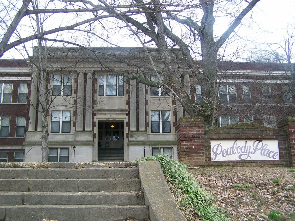 Peabody High School Trenton Tn 4 Nrhp 84000326 Built Flickr