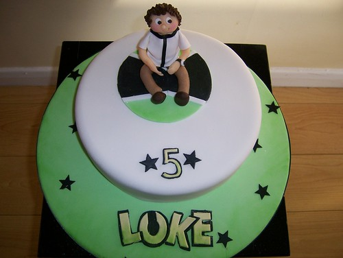 Ben 10 Birthday Cake Helen Flickr