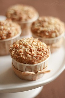Almond Crunch Muffins | by SweetAlmond