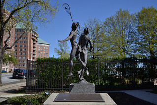 Creator's Game Lacrosse Monument | by Monument City