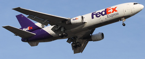 FedEx McDonnell Douglas MD10-10F N68054 | by Winglet Photography