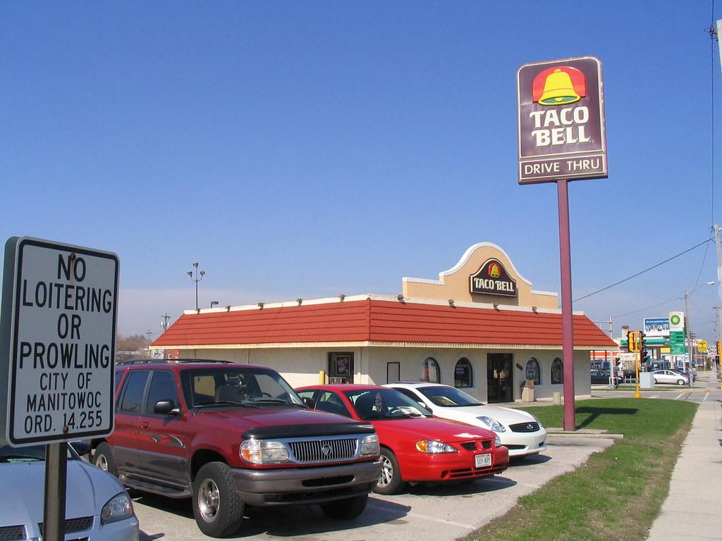 Taco Bell 2371 Former Mars Family Restaurant Manitowoc Flickr