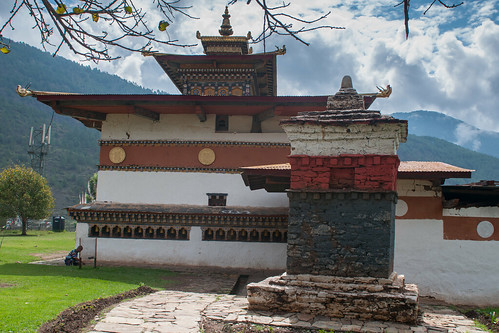 Chimi Lakhang - Temple of fertility | by Nagesh Kamath